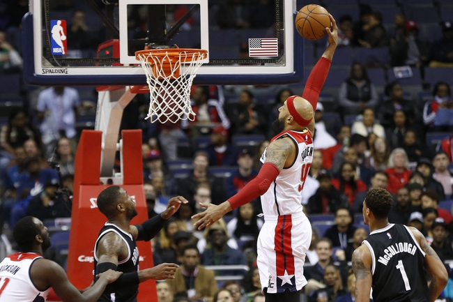 Nets vs. Wizards - 4/11/16 NBA Pick, Odds, and Prediction