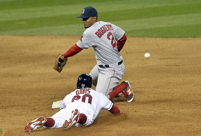 Cleveland Indians vs. Boston Red Sox - 4/7/16 MLB Pick, Odds, and Prediction