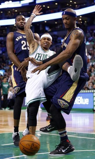 New Orleans Pelicans vs. Boston Celtics - 11/14/16 NBA Pick, Odds, and Prediction