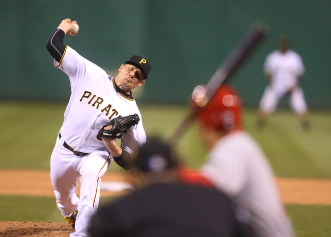 Pirates at Cardinals - 5/6/16 MLB Pick, Odds, and Prediction