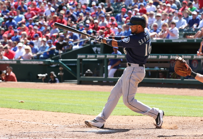 Seattle Mariners vs. Texas Rangers - 4/11/16 MLB Pick, Odds, and Prediction