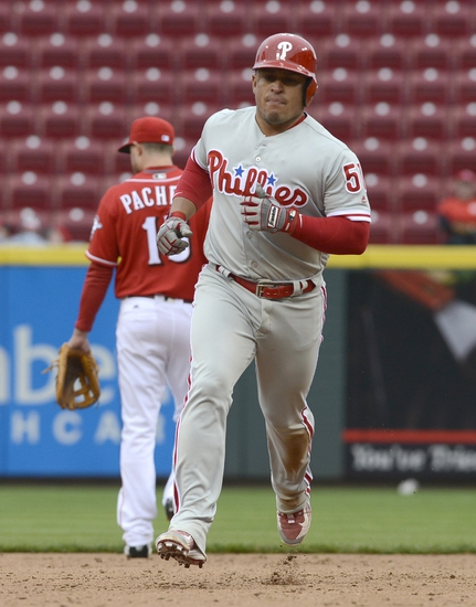 Philadelphia Phillies vs. Cincinnati Reds - 5/13/16 MLB Pick, Odds, and Prediction