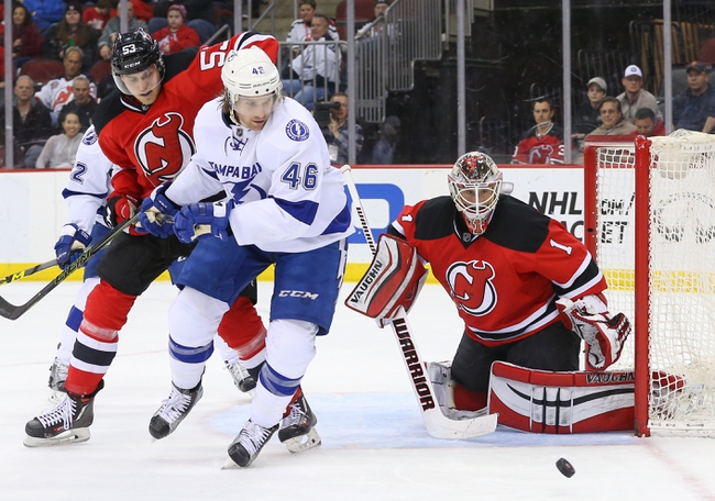 Tampa Bay Lightning vs. New Jersey Devils - 10/15/16 NHL Pick, Odds, and Prediction