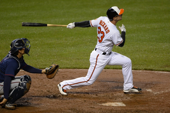 Twins vs. Orioles - 5/10/16 MLB Pick, Odds, and Prediction
