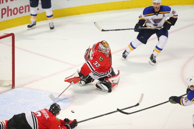 NHL News 4/8/16: Blues Edge Blackhawks in OT Thriller and Possible Playoff Preview