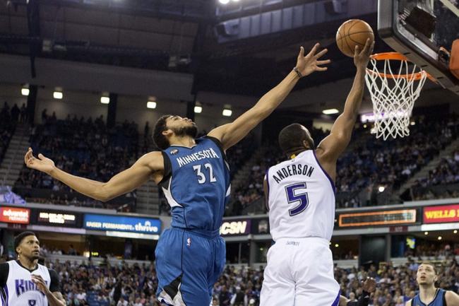 Sacramento Kings vs. Minnesota Timberwolves - 10/29/16 NBA Pick, Odds, and Prediction