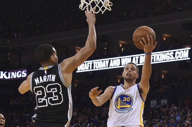 NBA News 4/8/16: Warriors Top Spurs for Win Number 70