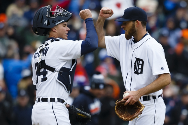 Detroit Tigers vs. New York Yankees - 4/9/16 MLB Pick, Odds, and Prediction