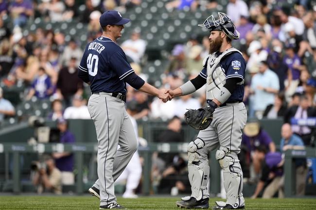 Rockies vs. Padres - 4/10/16 MLB Pick, Odds, and Prediction