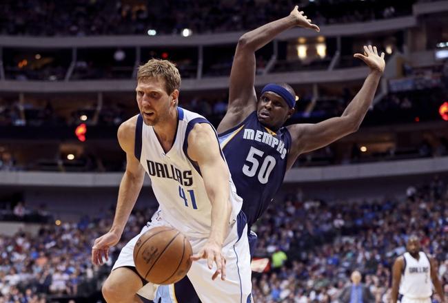 Dallas Mavericks vs. Memphis Grizzlies - 11/18/16 NBA Pick, Odds, and Prediction