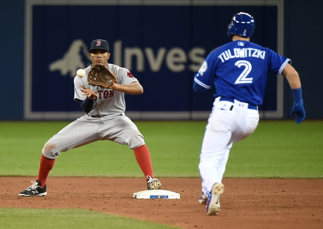 Toronto Blue Jays vs. Boston Red Sox - 4/10/16 MLB Pick, Odds, and Prediction