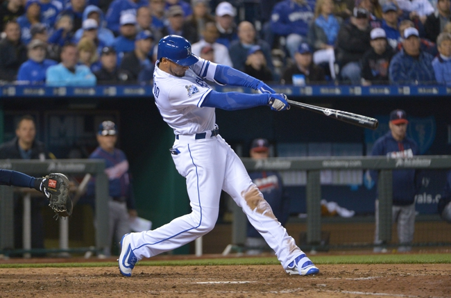 Kansas City Royals vs. Minnesota Twins - 4/10/16 MLB Pick, Odds, and Prediction