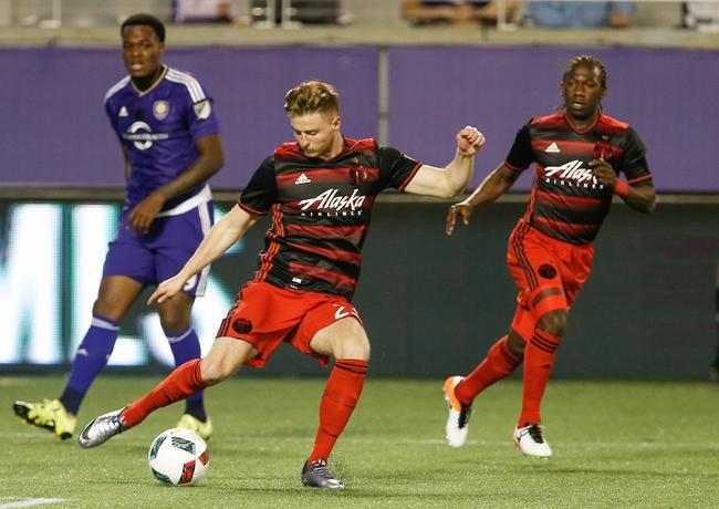Orlando City SC vs. New England Revolution MLS Pick, Odds, Prediction - 4/17/16