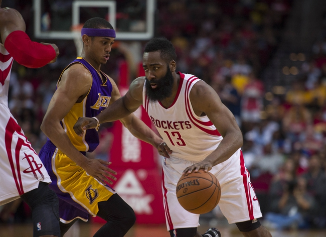 Houston Rockets at Los Angeles Lakers - 10/26/16 NBA Pick, Odds, and Prediction