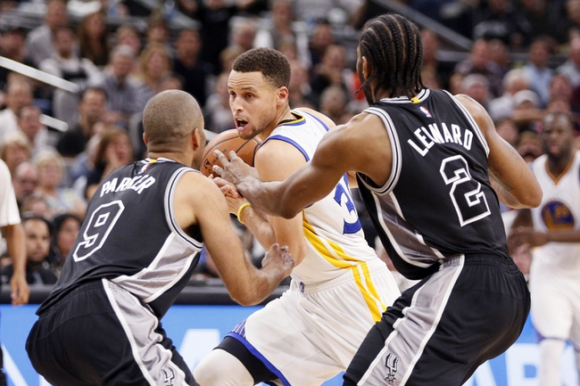 NBA News 4/11/16: Warriors Beat Spurs for Win No. 72, Tie Bulls Record