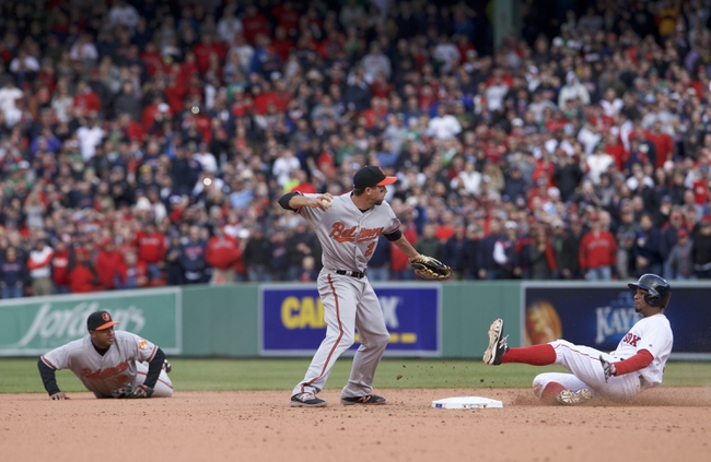 Boston Red Sox vs. Baltimore Orioles - 4/12/16 MLB Pick, Odds, and Prediction