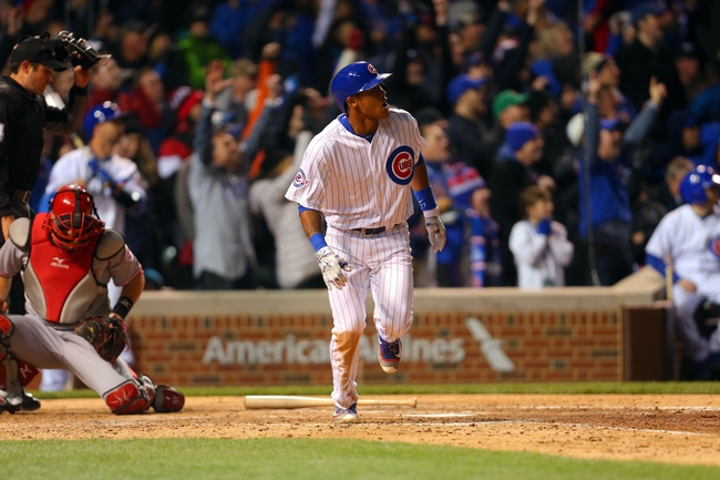 Cubs vs. Reds - 4/13/16 MLB Pick, Odds, and Prediction