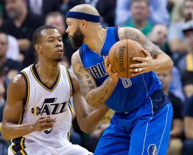 Utah Jazz vs. Dallas Mavericks - 11/2/16 NBA Pick, Odds, and Prediction