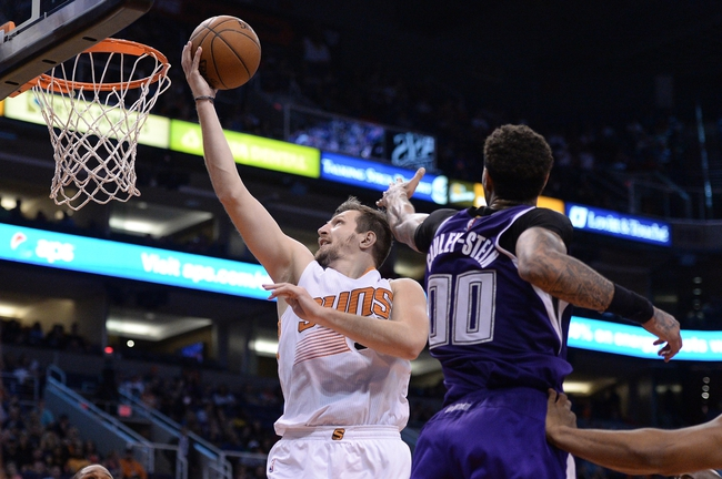Sacramento Kings at Phoenix Suns - 10/26/16 NBA Pick, Odds, and Prediction