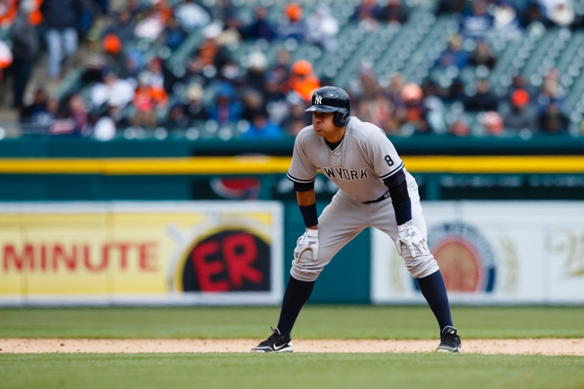 Detroit Tigers vs. New York Yankees - 6/2/16 MLB Pick, Odds, and Prediction