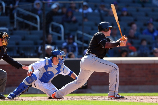 Miami Marlins vs. New York Mets - 6/3/16 MLB Pick, Odds, and Prediction