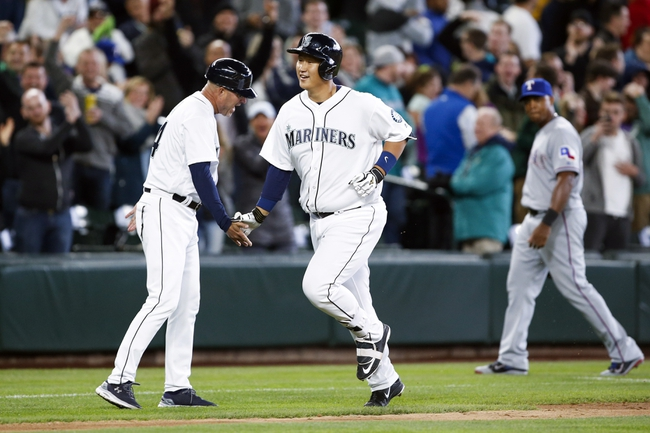 Rangers vs. Mariners - 6/3/16 MLB Pick, Odds, and Prediction