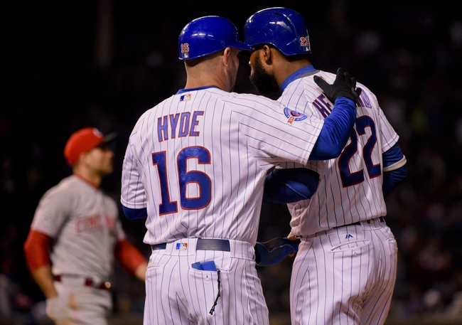 Chicago Cubs vs. Cincinnati Reds - 4/14/16 MLB Pick, Odds, and Prediction