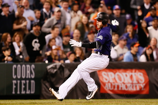 Rockies vs. Giants - 4/14/16 MLB Pick, Odds, and Prediction