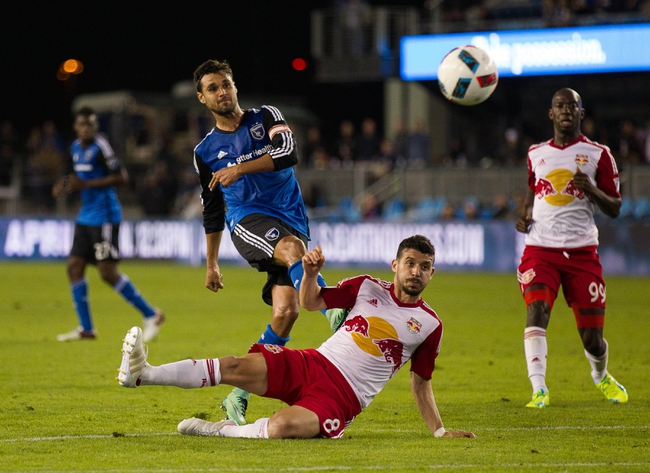 New York Red Bulls vs. Orlando City SC MLS Pick, Odds, Prediction - 4/24/16