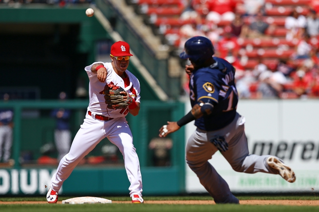Brewers vs. Cardinals - 5/30/16 MLB Pick, Odds, and Prediction