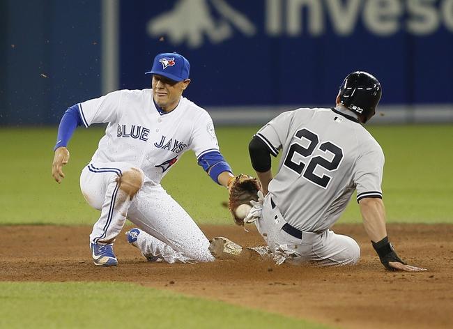 New York Yankees vs. Toronto Blue Jays - 5/24/16 MLB Pick, Odds, and Prediction