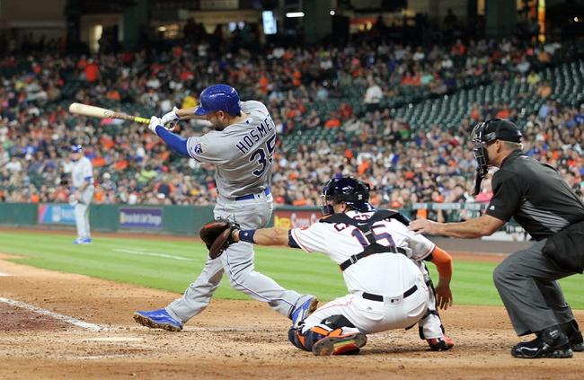 Astros at Royals - 6/24/16 MLB Pick, Odds, and Prediction