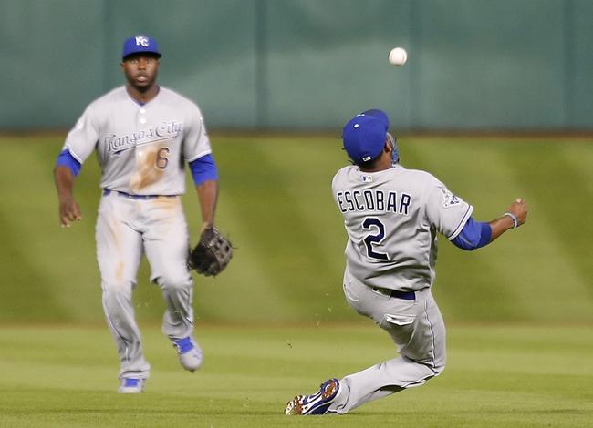 Kansas City Royals vs. Houston Astros - 6/24/16 MLB Pick, Odds, and Prediction