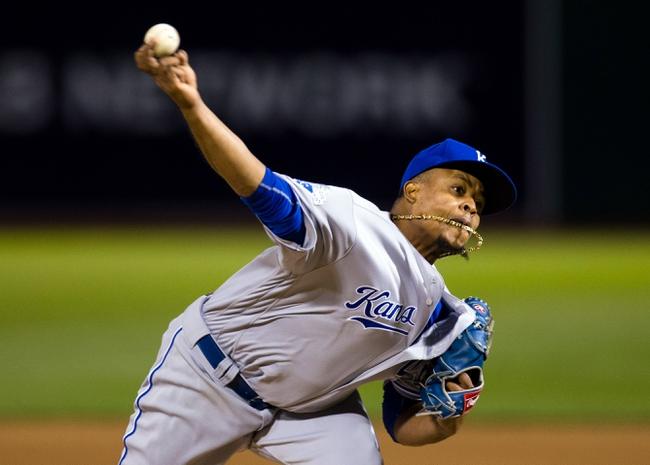 Kansas City Royals vs. Atlanta Braves - 5/13/16 MLB Pick, Odds, and Prediction