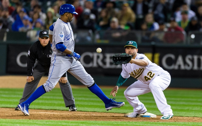 Athletics vs. Royals - 4/16/16 MLB Pick, Odds, and Prediction