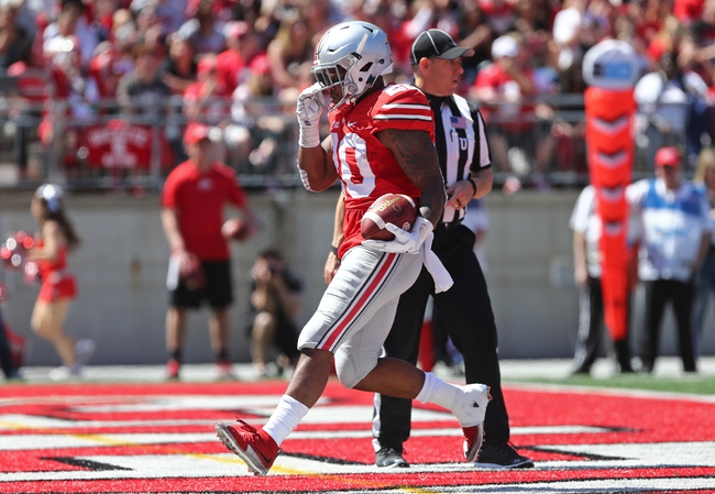 Bowling Green Falcons at Ohio State Buckeyes - 9/3/16 College Football Pick, Odds, and Prediction