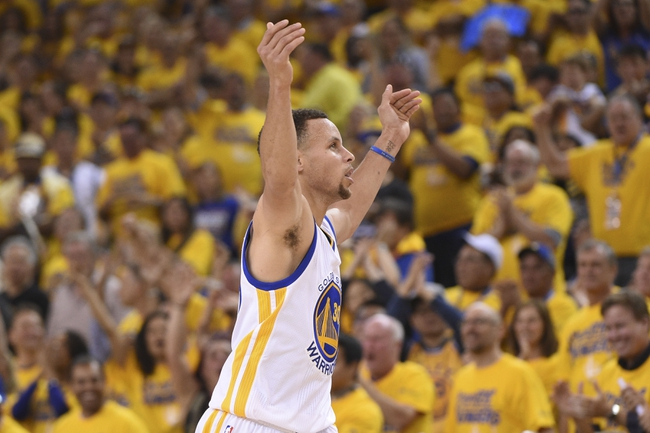 Rockets at Warriors Game 2 - 4/18/16 NBA Pick, Odds, and Prediction