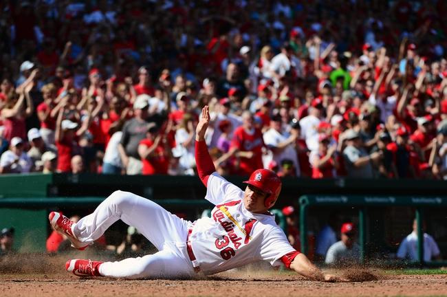 Cardinals at Reds - 6/7/16 MLB Pick, Odds, and Prediction