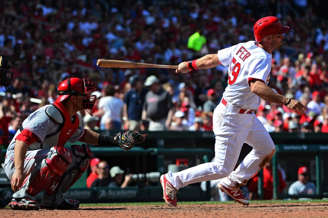 Cincinnati Reds vs. St. Louis Cardinals - 6/7/16 MLB Pick, Odds, and Prediction