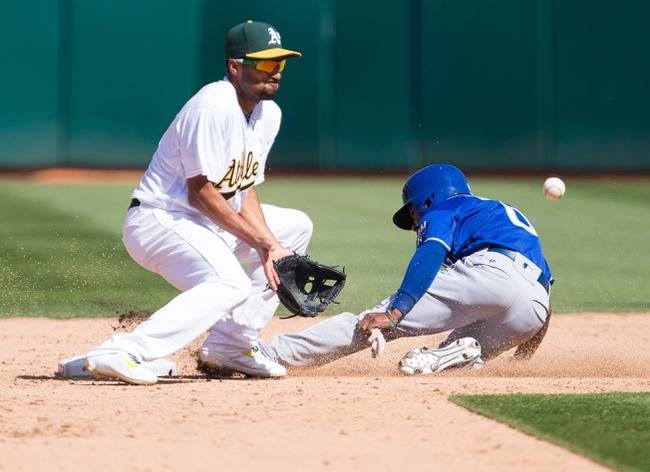Kansas City Royals vs. Oakland Athletics - 9/15/16 MLB Pick, Odds, and Prediction