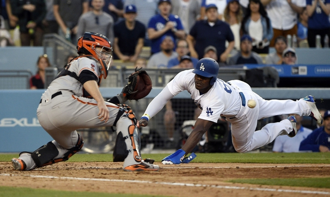 Dodgers at Giants - 6/10/16 MLB Pick, Odds, and Prediction