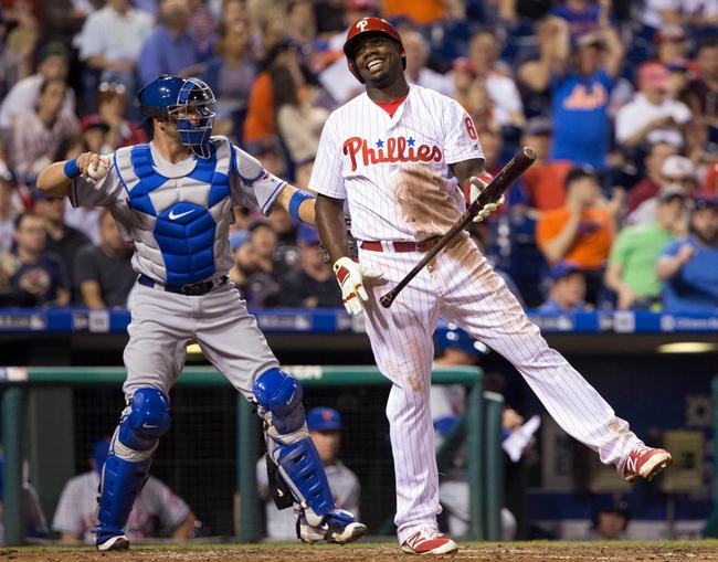 Philadelphia Phillies vs. New York Mets - 4/19/16 MLB Pick, Odds, and Prediction