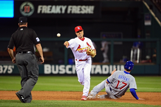 St. Louis Cardinals vs. Chicago Cubs - 4/19/16 MLB Pick, Odds, and Prediction