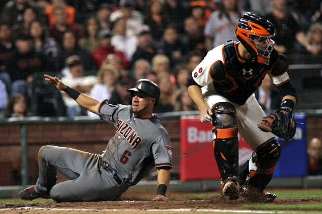 San Francisco Giants vs. Arizona Diamondbacks - 4/19/16 MLB Pick, Odds, and Prediction