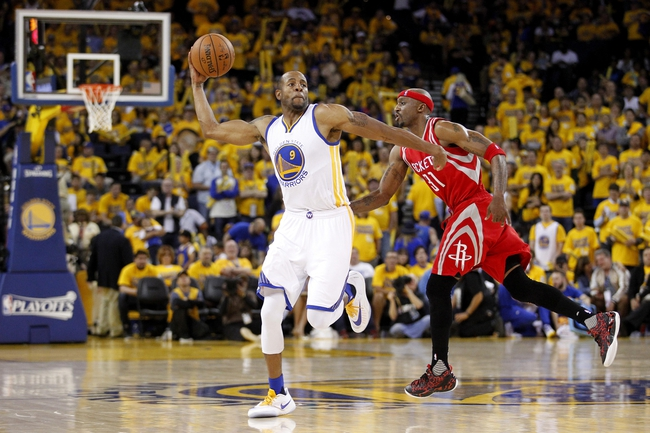 Houston Rockets vs. Golden State Warriors - 4/21/16 NBA Pick, Odds, and Prediction