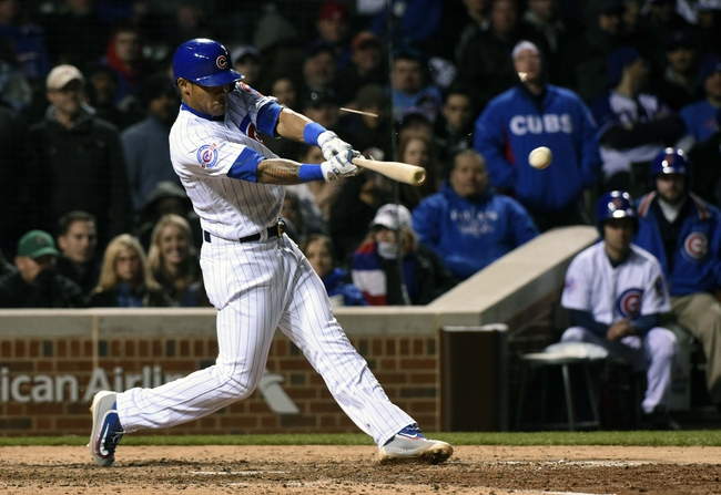 Cincinnati Reds vs. Chicago Cubs - 4/21/16 MLB Pick, Odds, and Prediction
