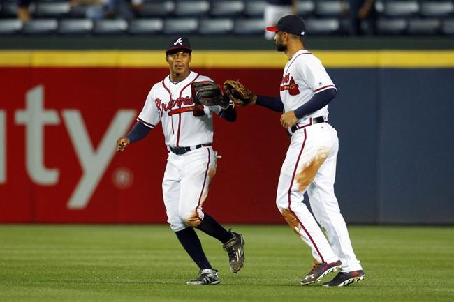 Atlanta Braves vs. Los Angeles Dodgers - 4/20/16 MLB Pick, Odds, and Prediction