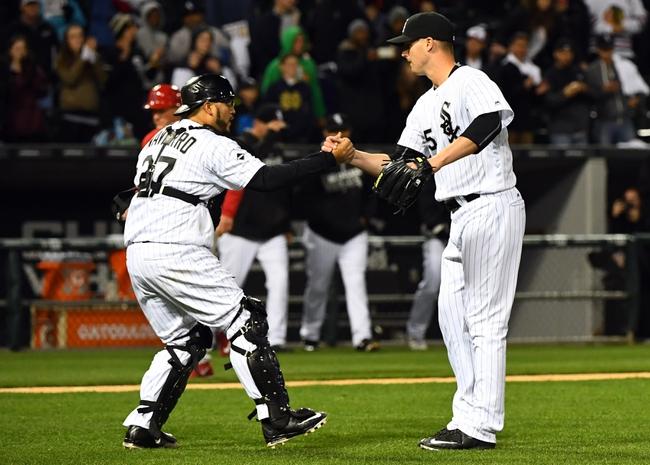White Sox vs. Angels - 4/20/16 MLB Pick, Odds, and Prediction