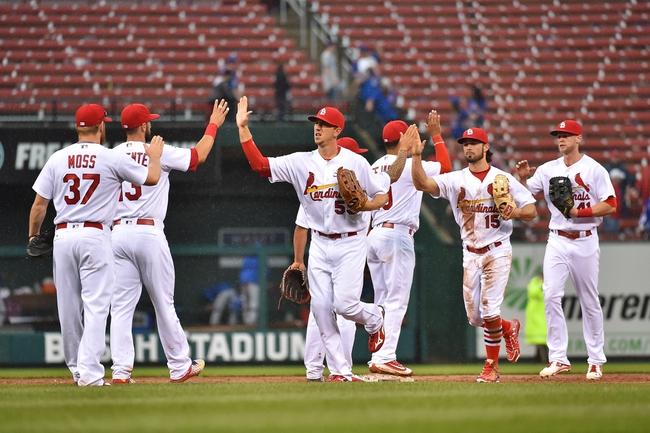 Cardinals vs. Cubs - 5/24/16 MLB Pick, Odds, and Prediction