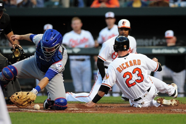 Baltimore Orioles vs. Toronto Blue Jays - 4/21/16 MLB Pick, Odds, and Prediction